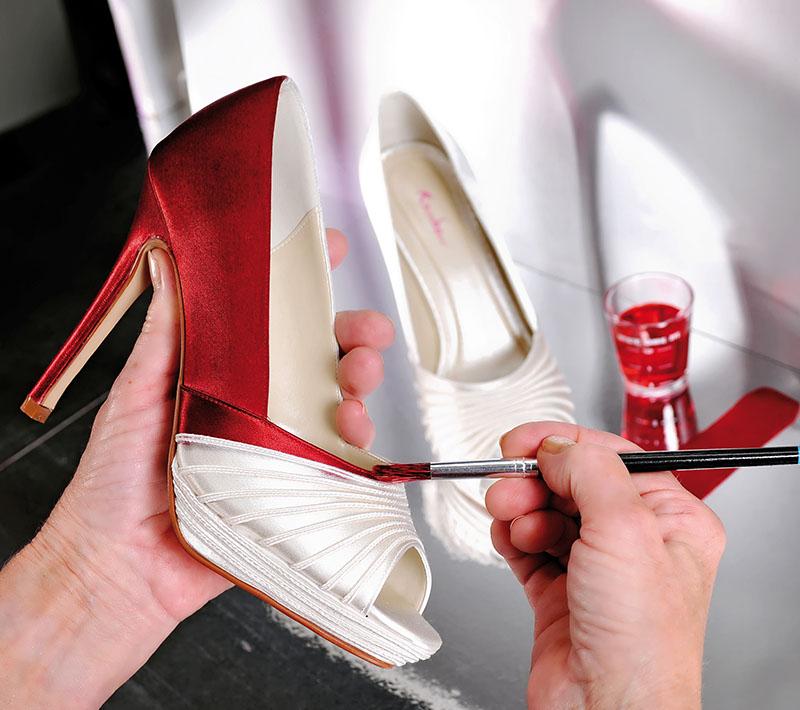 colouredshoes 04 Coloured Shoes