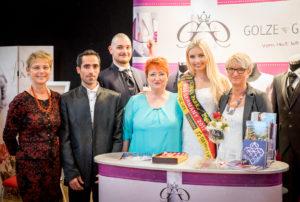 Golze Glamourös | Wernigeröder Hochzeitsmesse 2017 mit Miss Germany