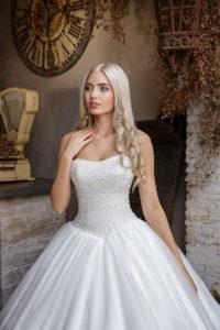 MissGermany Brautkleider Kollektion 2018 MGB08 2 Partnerfirma: Miss Germany