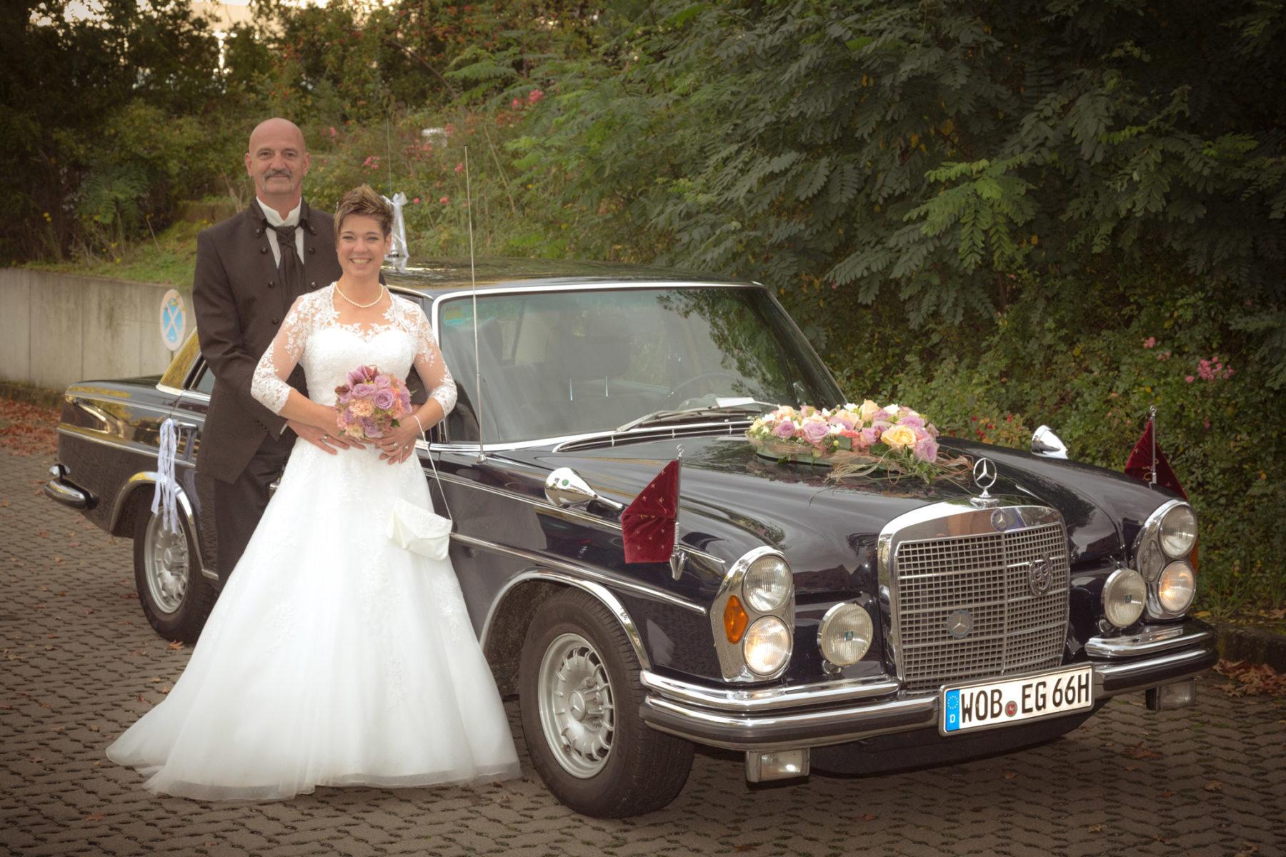 Hochzeitspaar Carmen & Frank Risch