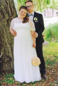 Brautpaar Caro & Alex