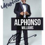 Golze Autogramm Alfonso Williams Zu Besuch auf der Miss Germany Hausmesse