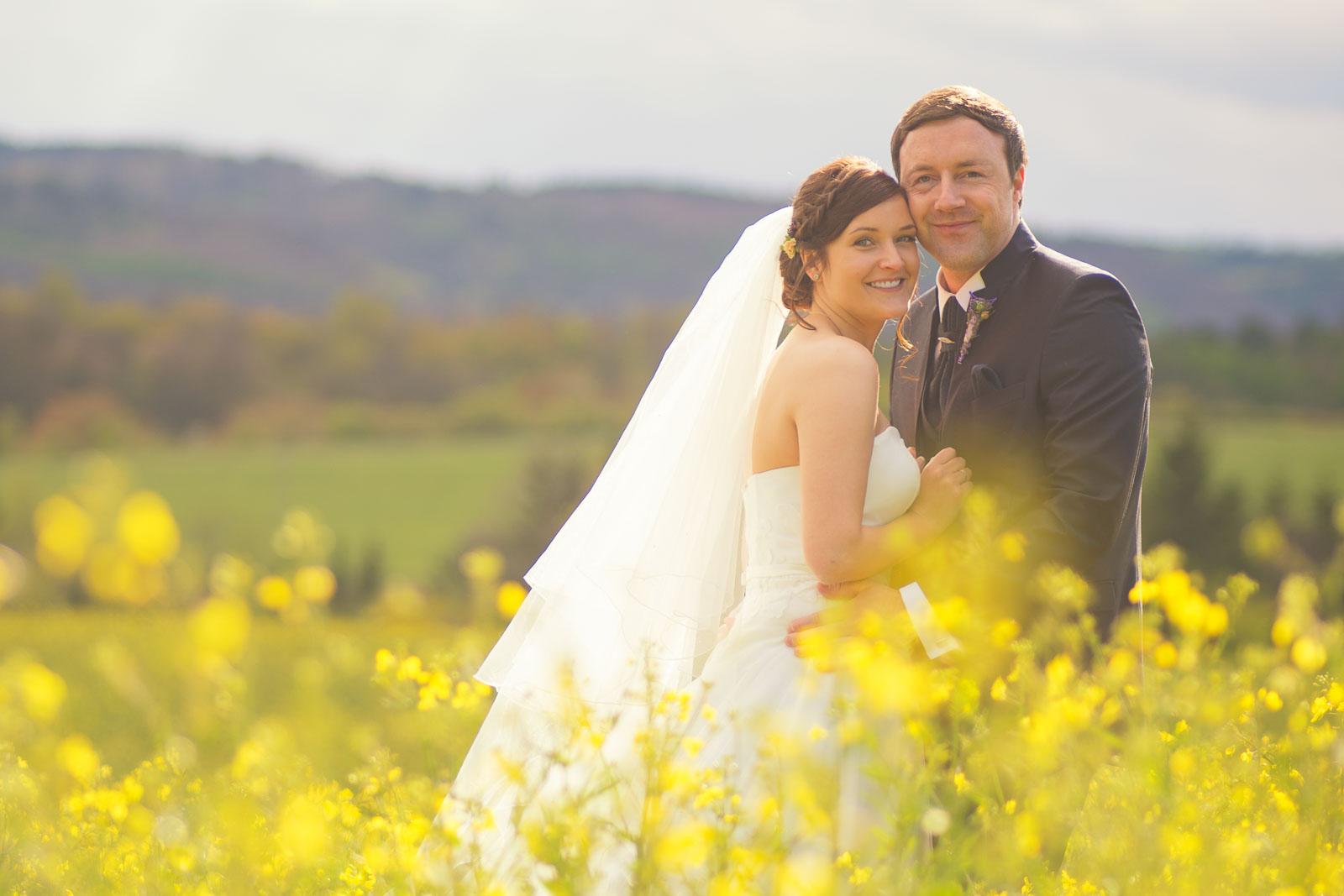 Alisa und Sebastian Schmidt 1 Ein Glückliches Brautpaar …